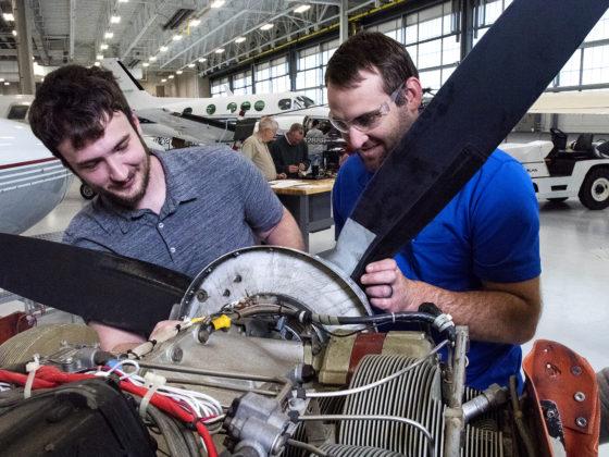 Greenville Tech aviation