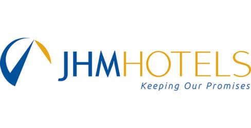 JHM hotels logo