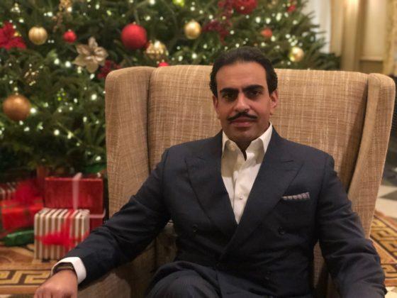 Bahraini Ambassador Khalifa