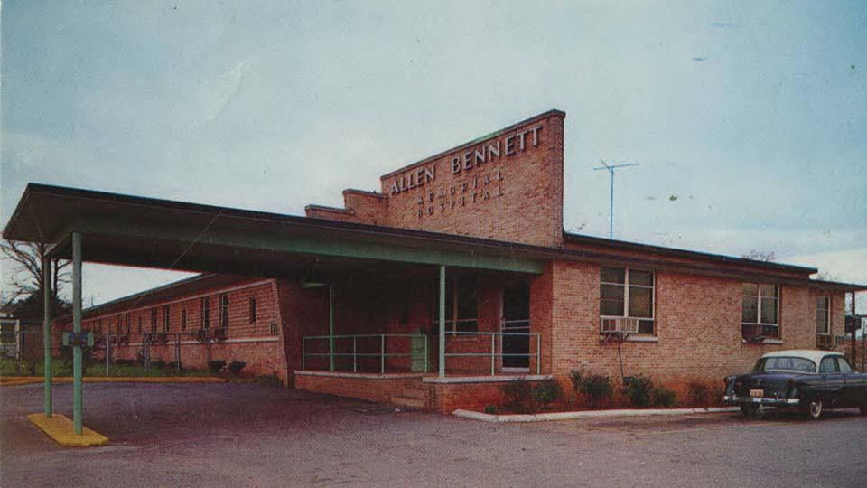 Allen Bennett Hospital