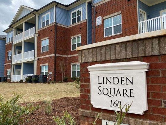Linden Square apartments