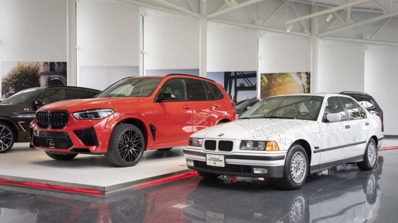 BMW Plant Greer SC