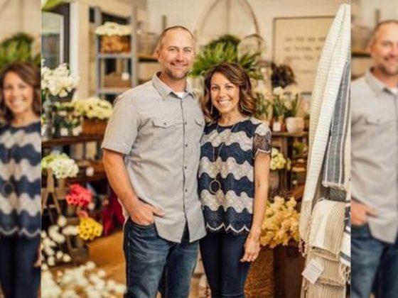 Jon and Brandi Ward