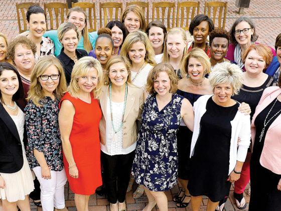 Furman's Women's Leadership Institute