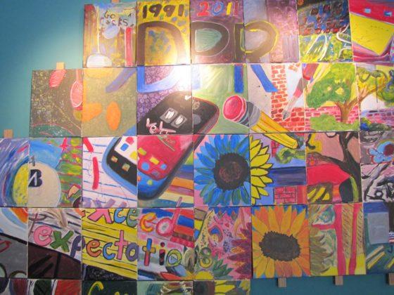 JDPR mural