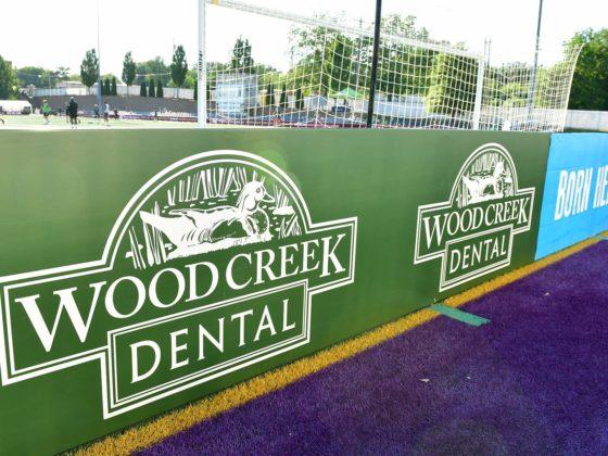 Woodcreek Dental sign
